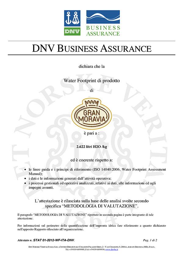 certificato-brazzale-water_footprint