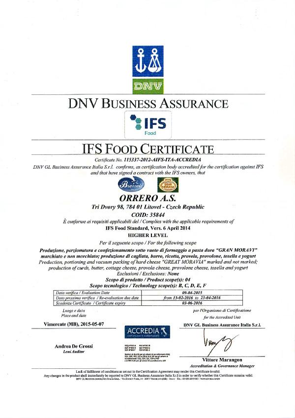 certificato-brazzale-ifs-dnv-2016_06_03