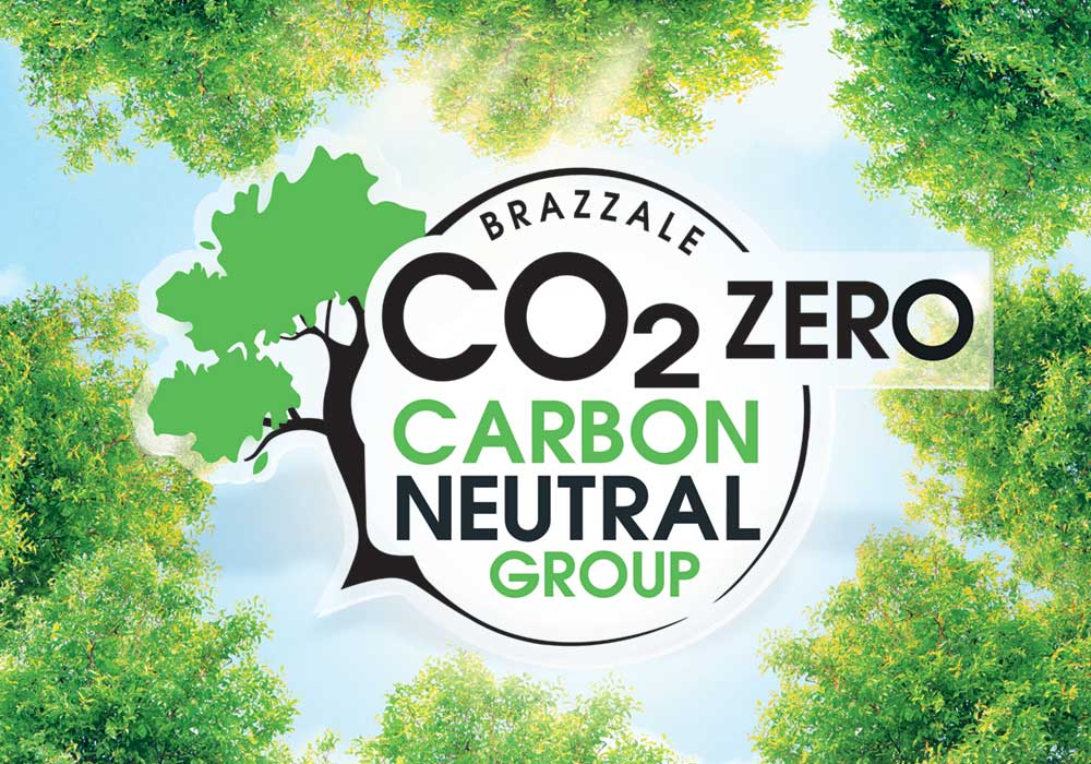 Brazzale CO2 ZERO Carbon Neutral Group